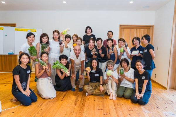 有機農家さんを支援する起業家チャリティープロジェクト